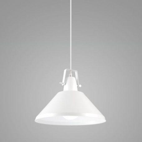 Lotus Lampa wisząca – Styl nowoczesny – kolor biały