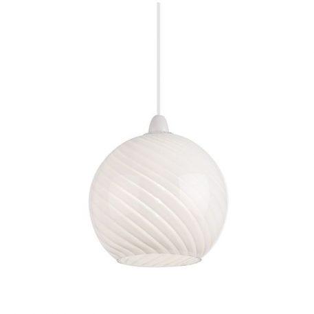 Lowther  Lampa wisząca – klasyczny – kolor biały