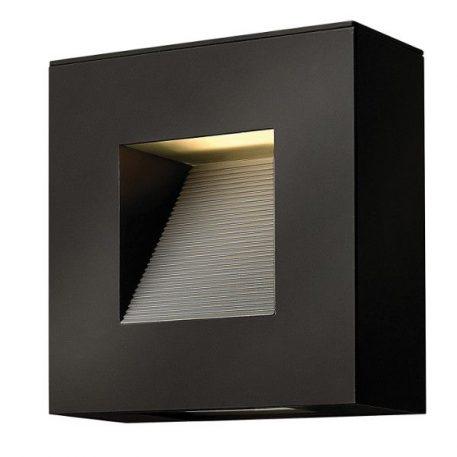 Luna Lampa zewnętrzna – Styl nowoczesny – kolor Czarny