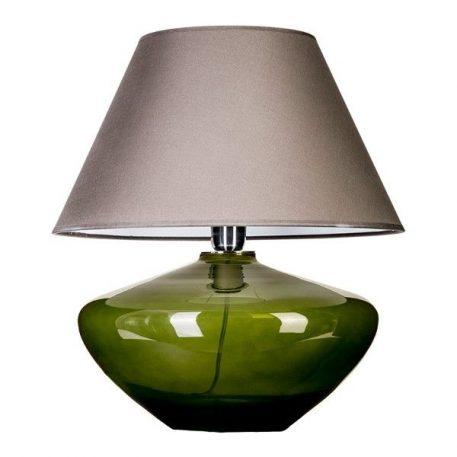 Madrid Lampa modern classic – Styl modern classic – kolor beżowy, Szary, Zielony