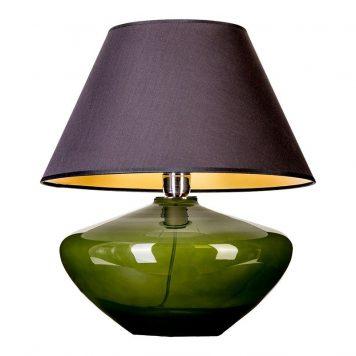 Madrid Lampa nowoczesna – Styl nowoczesny – kolor Czarny, Zielony