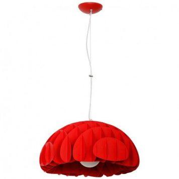 Mak  Lampa wisząca – Styl nowoczesny – kolor Czerwony