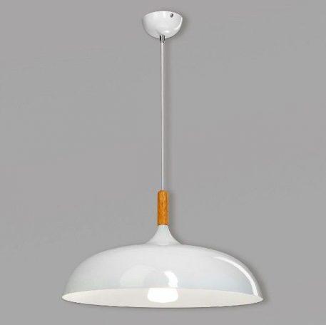Malmo  Lampa wisząca – Styl skandynawski – kolor biały