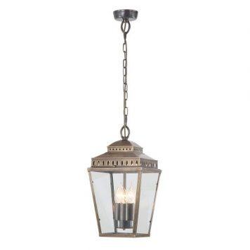 Mansion House Lampa zewnętrzna – klasyczny – kolor mosiądz