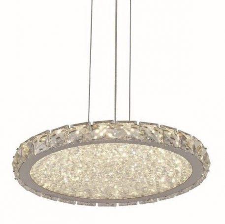 Marbella  Lampa nowoczesna – Styl nowoczesny – kolor srebrny