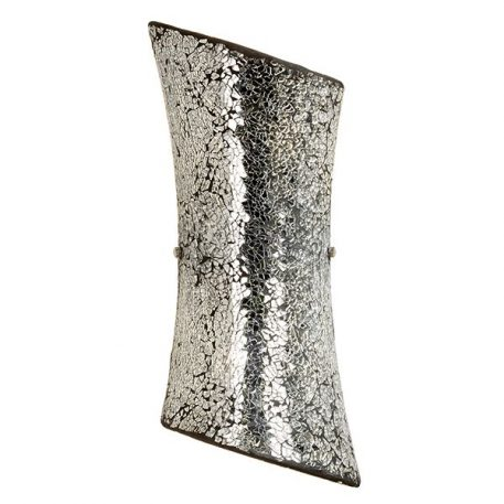 Marconi  Lampa glamour – Styl glamour – kolor srebrny