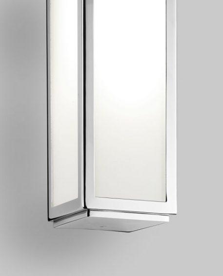 Mashiko Lampa nowoczesna – klasyczny – kolor biały, srebrny
