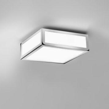 Mashiko Lampa sufitowa – Plafony – kolor biały, srebrny