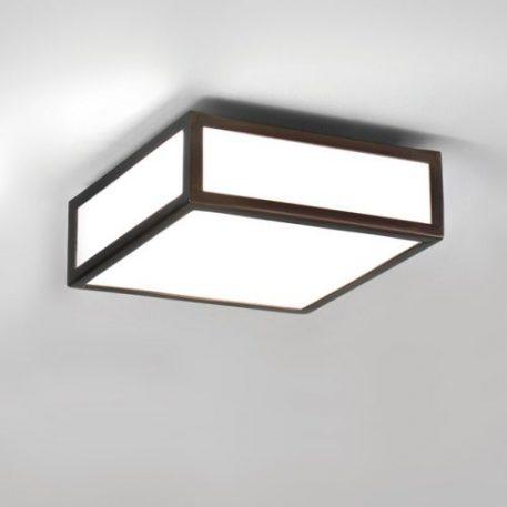 Mashiko Lampa sufitowa – Styl nowoczesny – kolor biały, brązowy