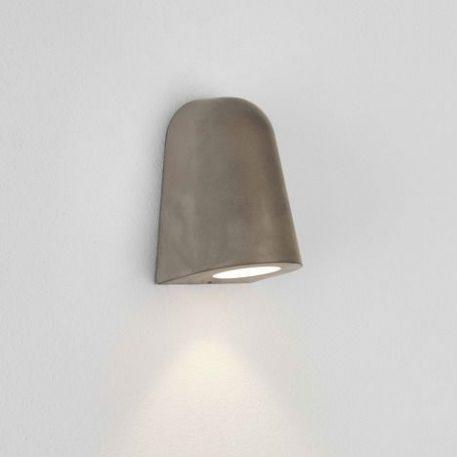 Mast Light Lampa zewnętrzna – Styl nowoczesny – kolor Szary