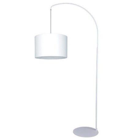 Master  Lampa podłogowa – Do czytania – kolor biały