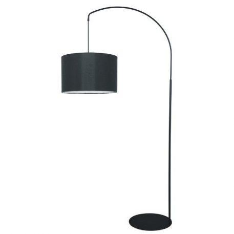 Master  Lampa podłogowa – Do czytania – kolor Czarny