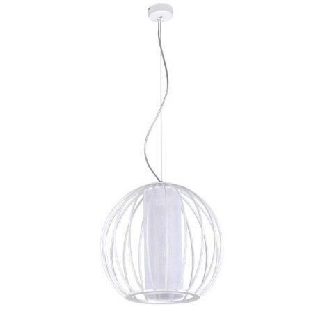 Maylo  Lampa wisząca – industrialny – kolor biały