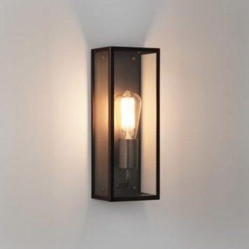Messina  Lampa industrialna – industrialny – kolor brązowy, transparentny