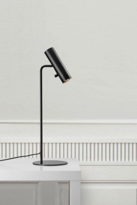MIB 6 Lampa nowoczesna – Styl nowoczesny – kolor Czarny