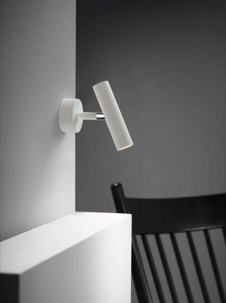 MIB Lampa nowoczesna – Styl nowoczesny – kolor biały