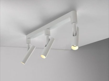 MIB Lampa sufitowa – Lampy i oświetlenie LED – kolor biały