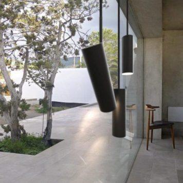 MIB Lampa wisząca – Styl nowoczesny – kolor Czarny