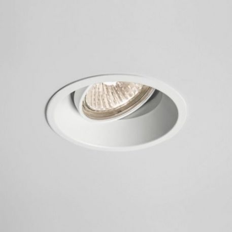 Minima Oczko/spot – Styl nowoczesny – kolor biały