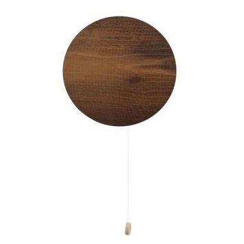 Minimal  Lampa nowoczesna – Styl nowoczesny – kolor brązowy