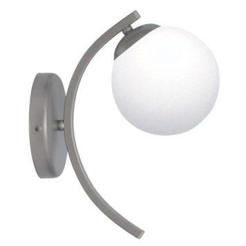 Mirage Lampa klasyczna – szklane – kolor srebrny