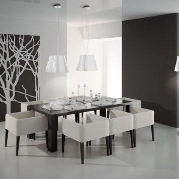 Miss Lampa wisząca – Styl nowoczesny – kolor biały