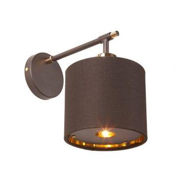 Modern  Lampa nowoczesna – Do czytania – kolor brązowy