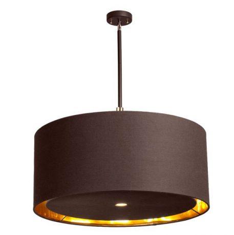 Modern  Lampa wisząca – Styl modern classic – kolor brązowy