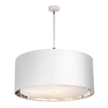Modern  Lampa wisząca – Styl nowoczesny – kolor biały