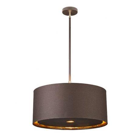 Modern  Lampa wisząca – Styl nowoczesny – kolor brązowy