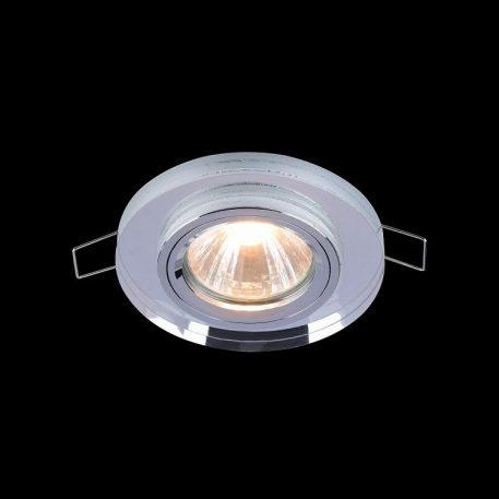 Modern  Oczko/spot – Oczka sufitowe – kolor biały, transparentny