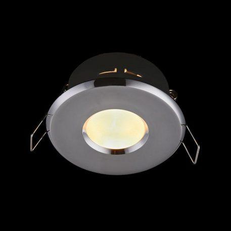 Modern  Oczko/spot – Oczka sufitowe – kolor srebrny