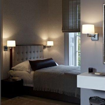 Momo Single Lampa nowoczesna – Styl modern classic – kolor srebrny