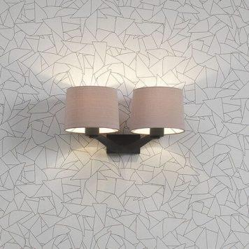 Montclair Lampa nowoczesna – Styl nowoczesny – kolor brązowy