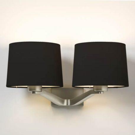 Montclair Lampa nowoczesna – Styl nowoczesny – kolor mat, srebrny