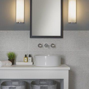 Monza  Lampa klasyczna – klasyczny – kolor biały, srebrny