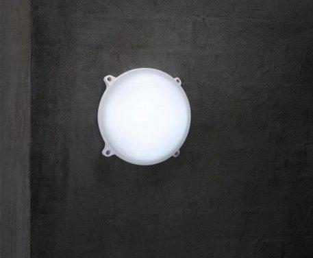 Moon  Lampa zewnętrzna – Styl nowoczesny – kolor biały