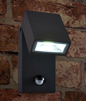 Morti  Lampa zewnętrzna – Lampy i oświetlenie LED – kolor Szary