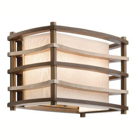 Moxie Lampa nowoczesna – Styl nowoczesny – kolor beżowy, brązowy