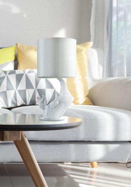 Nashorn  Lampa nowoczesna – Styl nowoczesny – kolor biały