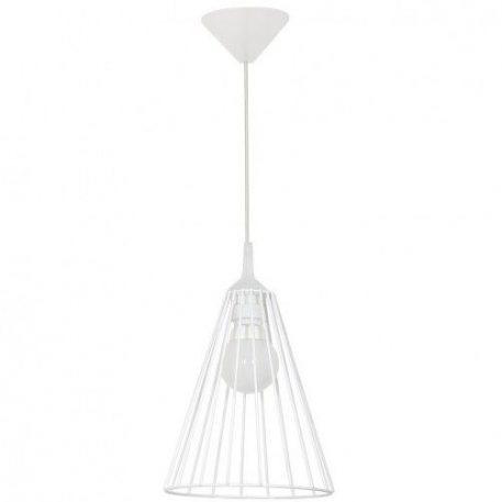 Nasto  Lampa wisząca – Styl nowoczesny – kolor biały