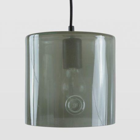 Neo Lampa wisząca – Styl nowoczesny – kolor transparentny, Szary