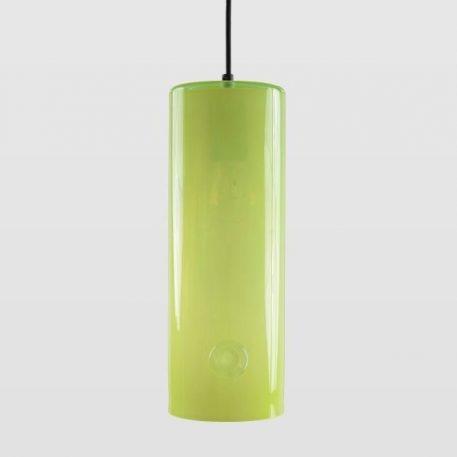 Neo Lampa wisząca – Styl nowoczesny – kolor transparentny, żółty