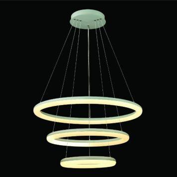 Neptun Lampa wisząca – Styl nowoczesny – kolor biały