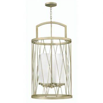 Nest Lampa wisząca – klasyczny – kolor srebrny