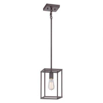 New Harbor  Lampa wisząca – industrialny – kolor brązowy