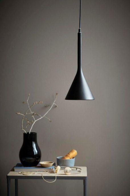 New York Lampa wisząca – Styl nowoczesny – kolor Czarny