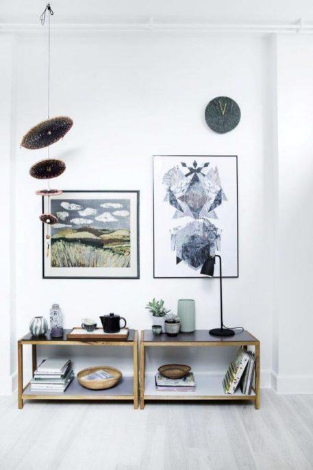Nexus  Lampa stołowa – Styl nowoczesny – kolor Czarny