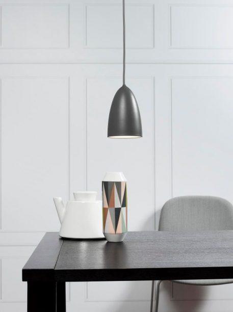Nexus Lampa wisząca – Styl nowoczesny – kolor Szary