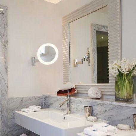 Niimi Lampa LED – Styl nowoczesny – kolor srebrny